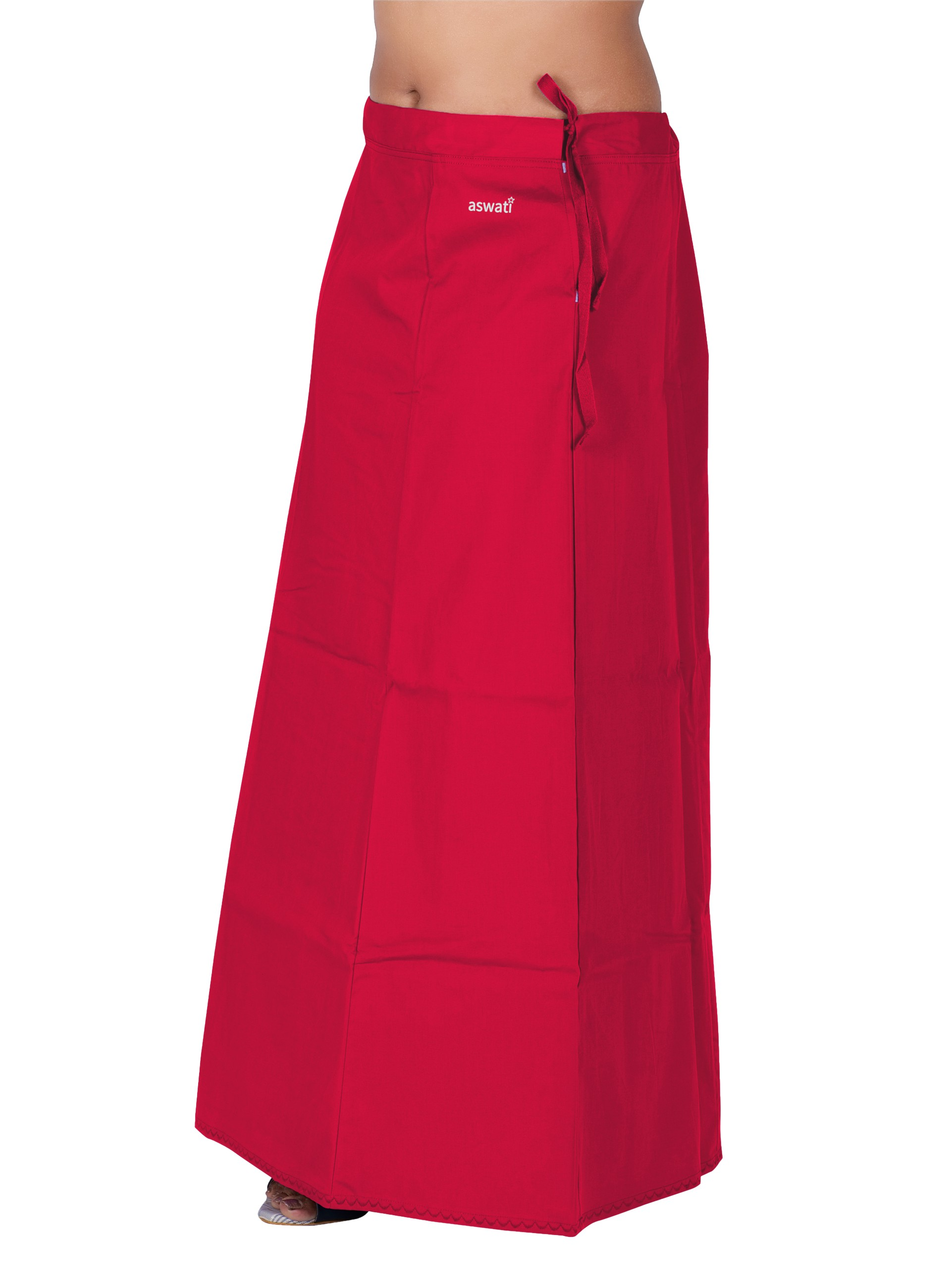 Red - Aswati Premium Inskirt (6 PART)