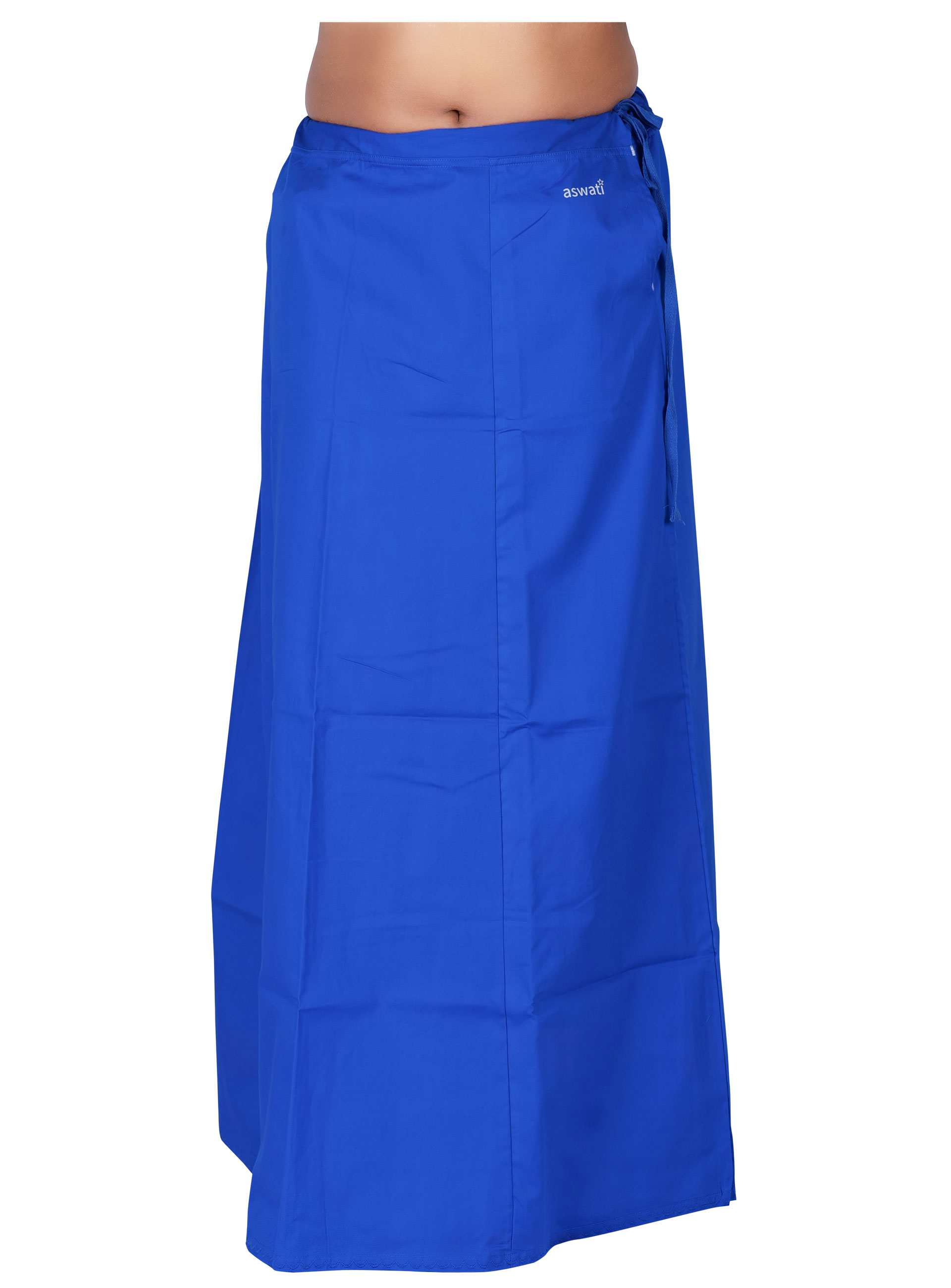 Blue Color Aswati Premium Inskirts (7 PART)