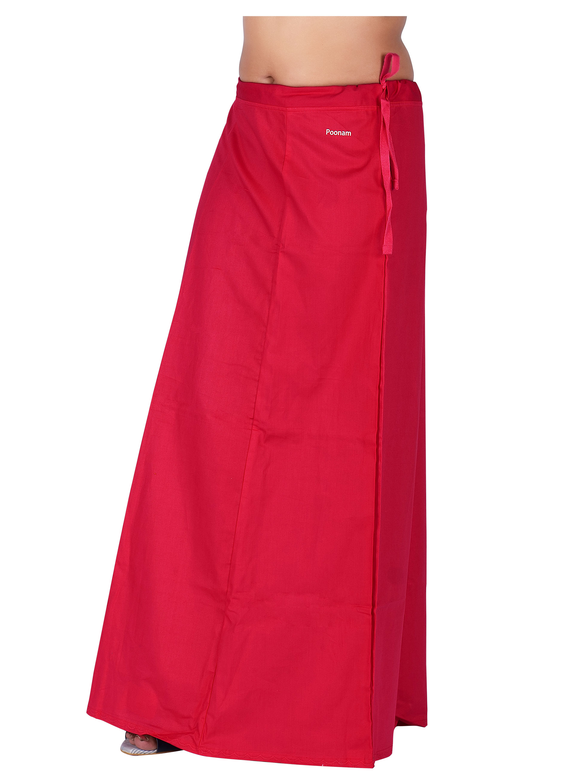 Red Color Aswati Premium Inskirts (7 PART)